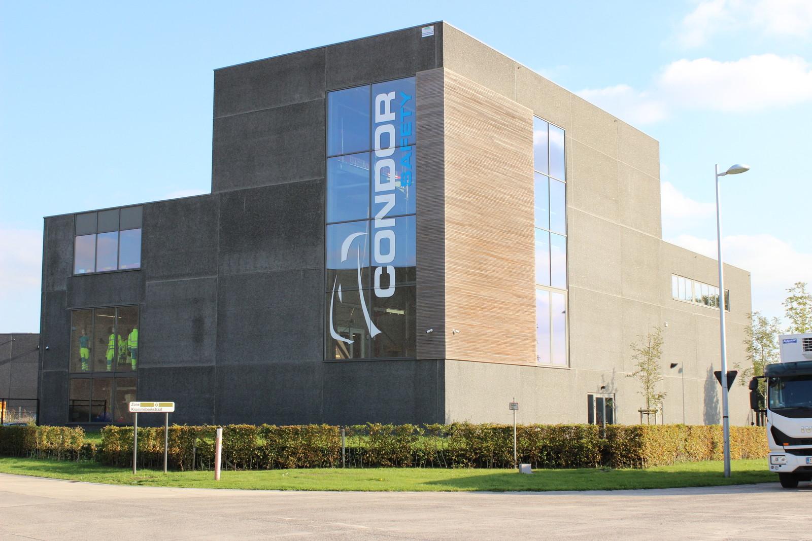 Industrial Building - Condor Safety