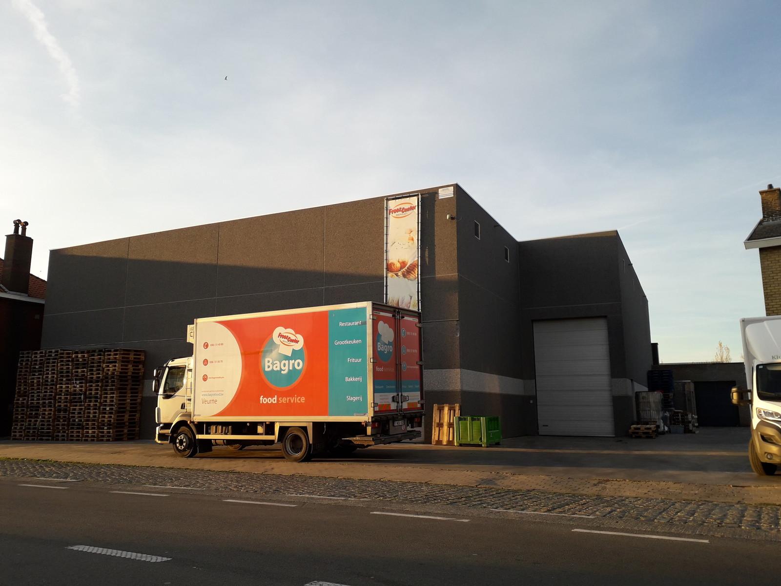 Industrial Building - Biervliet Freeze Center